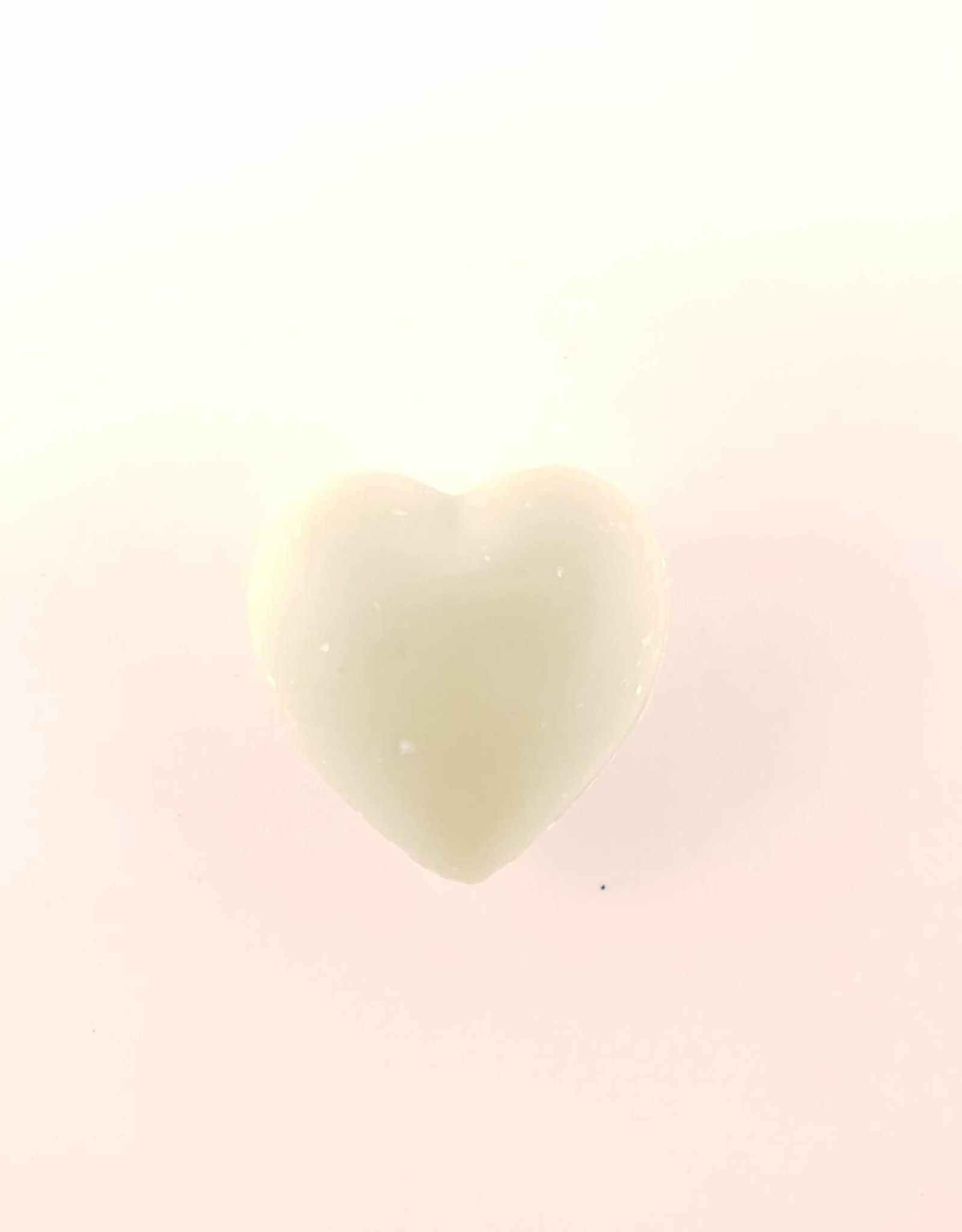 Almond Flower 25g Heart Soap