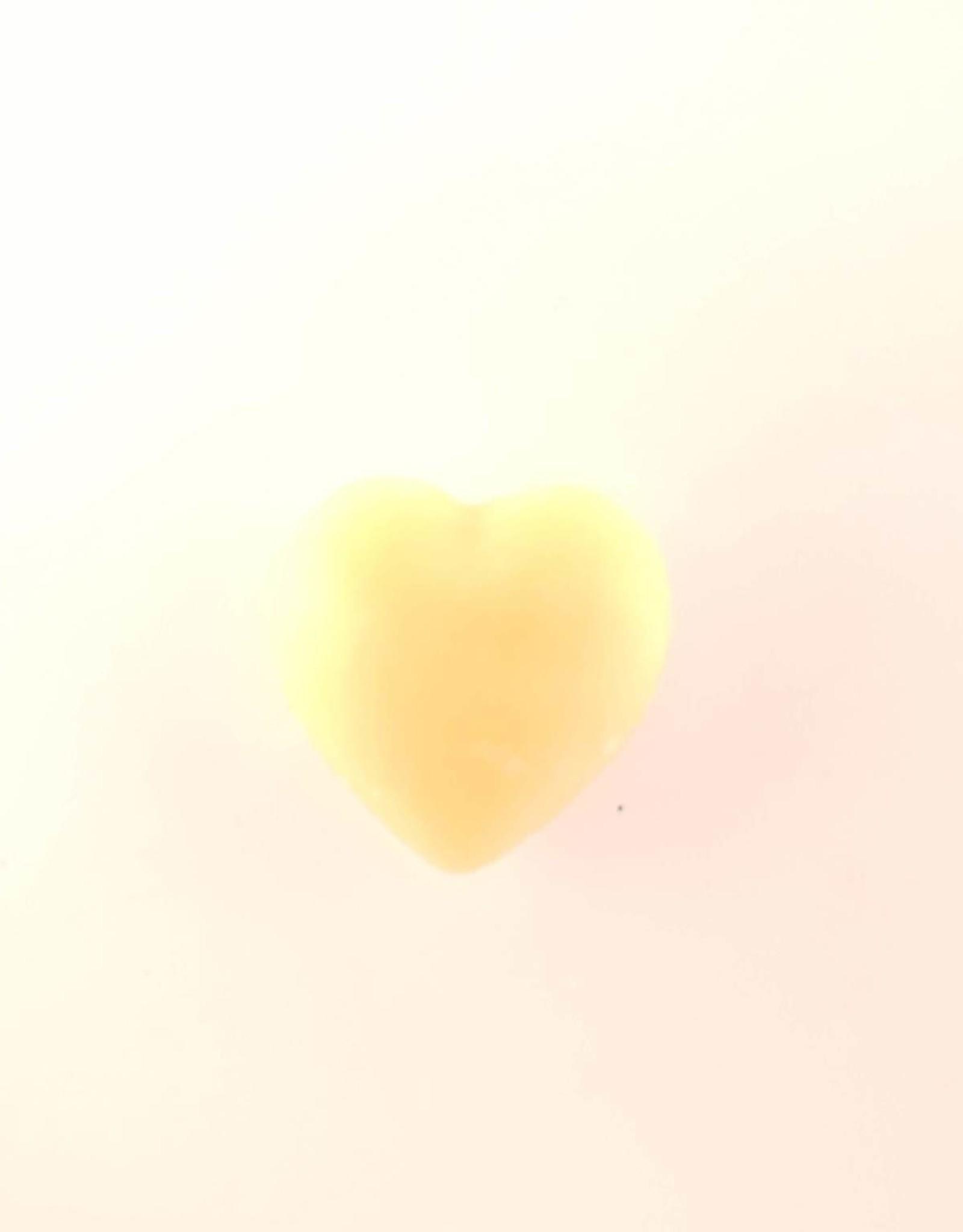 Lemongrass 25g Heart Soap