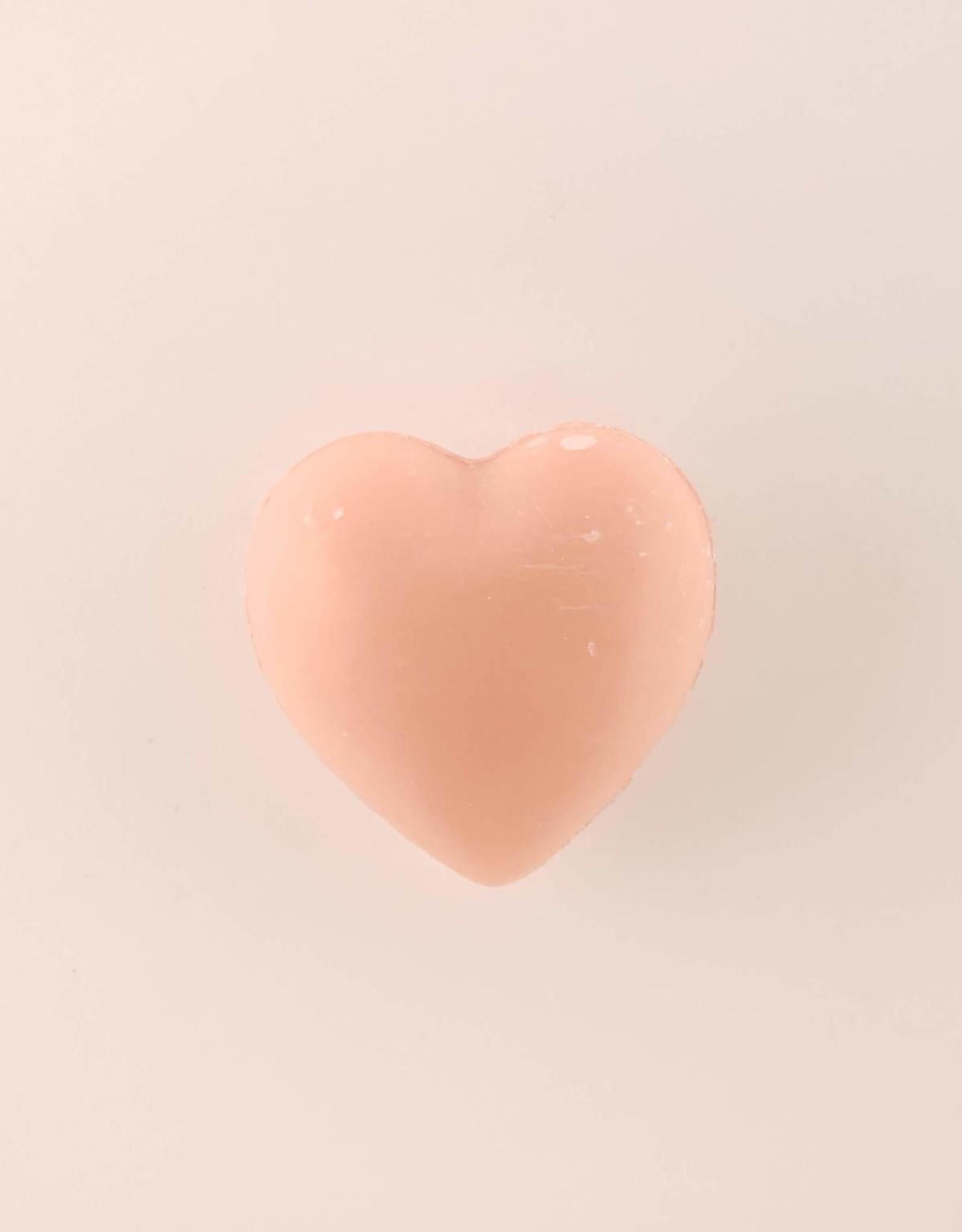 Rose 25g Heart Soap