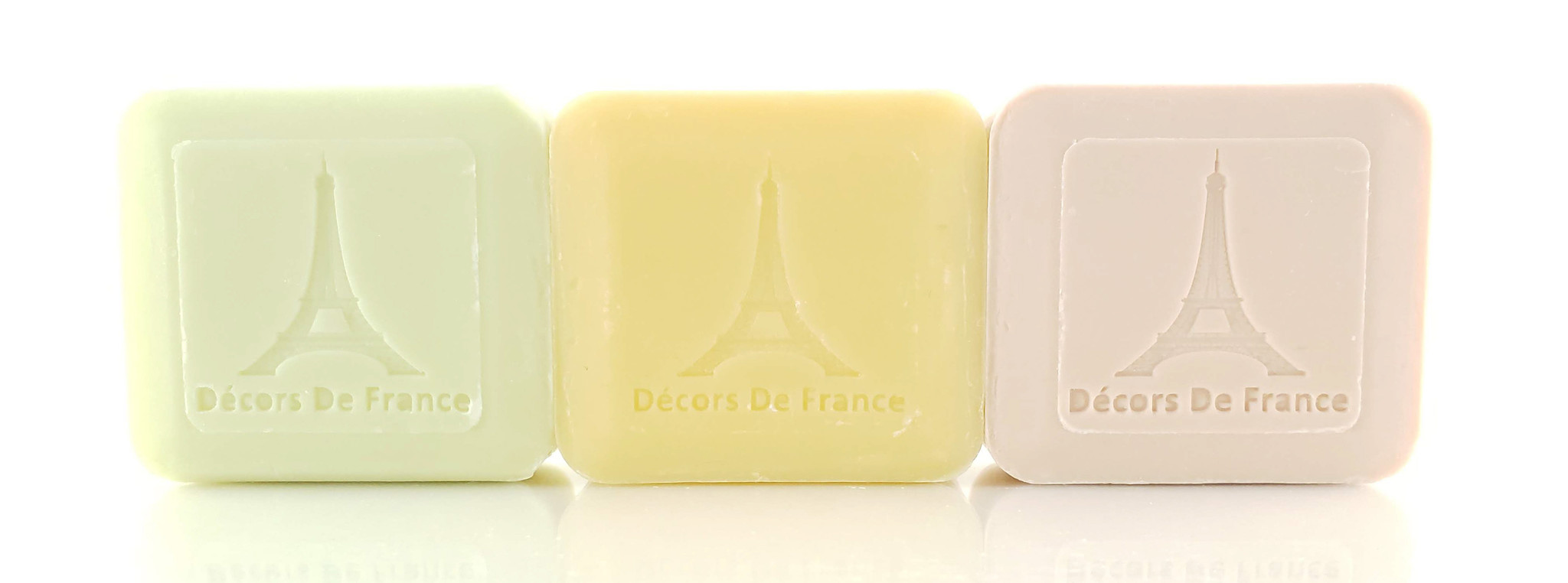 100g Square Soaps