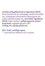 California Baby California Baby Bug Repellent - 2oz
