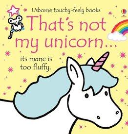 Usborne Books That's Not My Unicorn