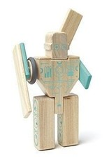Tegu Tegu Magnetic Magbot Robot