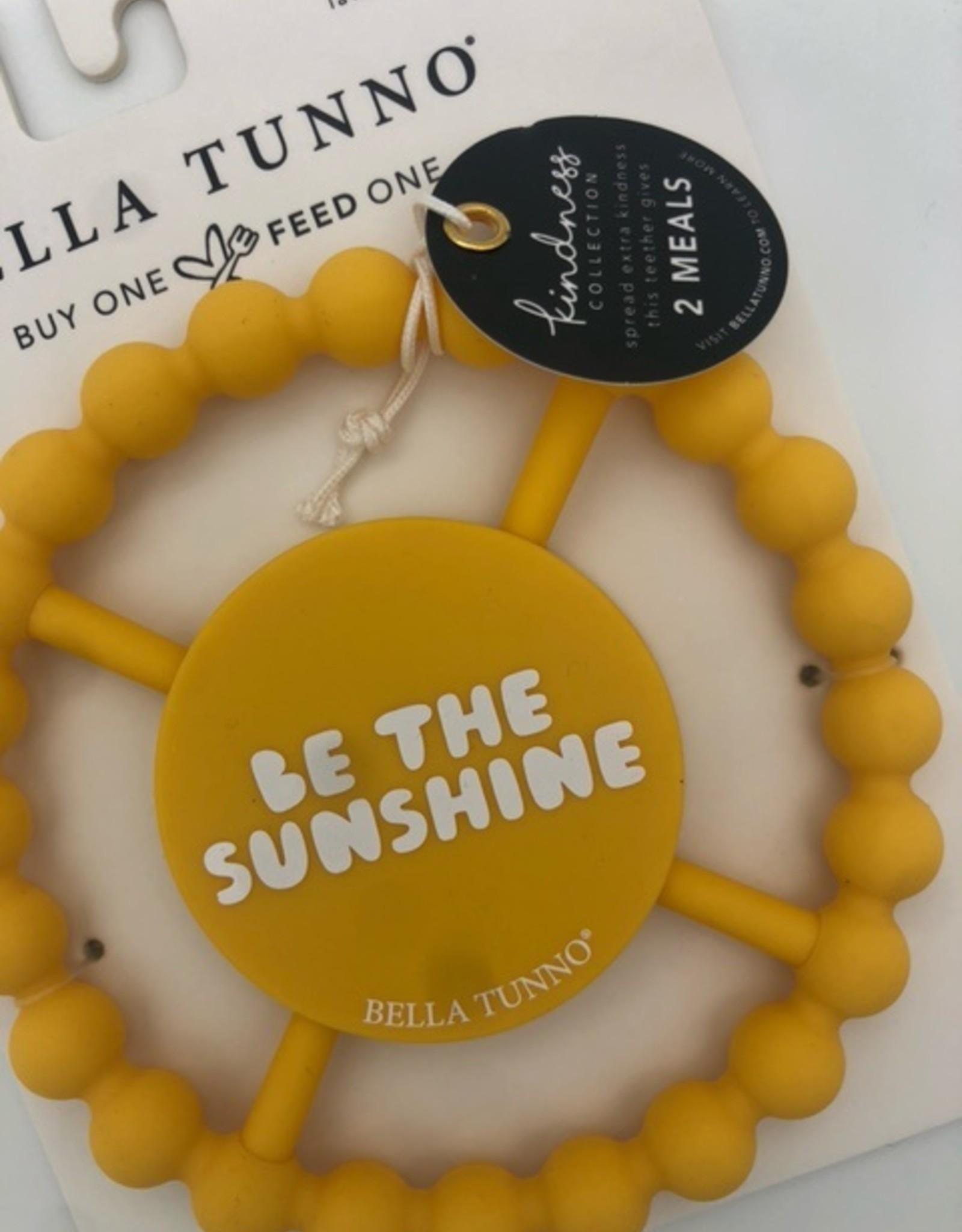 Bella Tunno Bella Tunno Happy Teether - Be the Sunshine