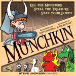 Steve Jackson Games Munchkin Card Game Deluxe Edition
