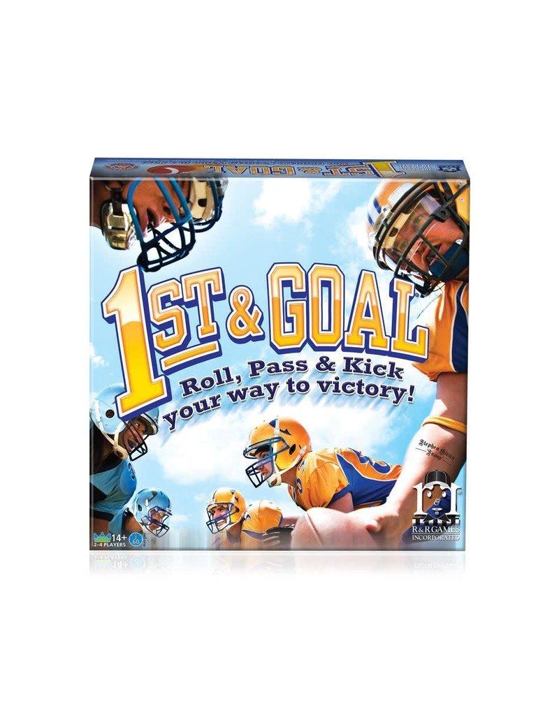 R&R Games 1st & Goal