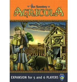 ANA ZMan Games Agricola 5-6 Player Extension