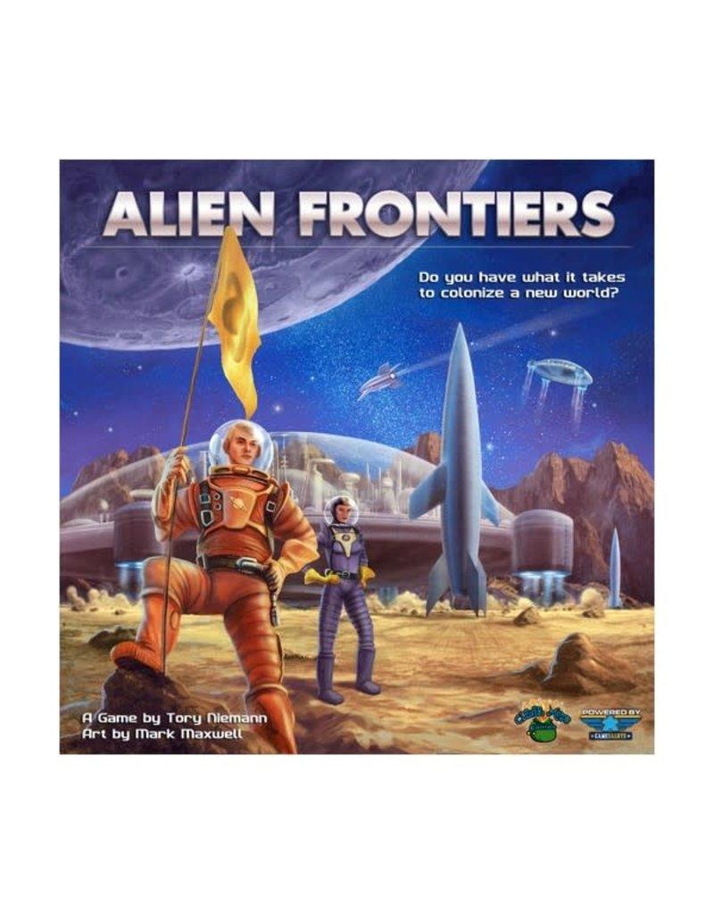 GameSalute Alien Frontiers 5E