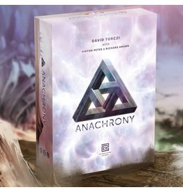 MINDCLASH GAMES LLC Anachrony