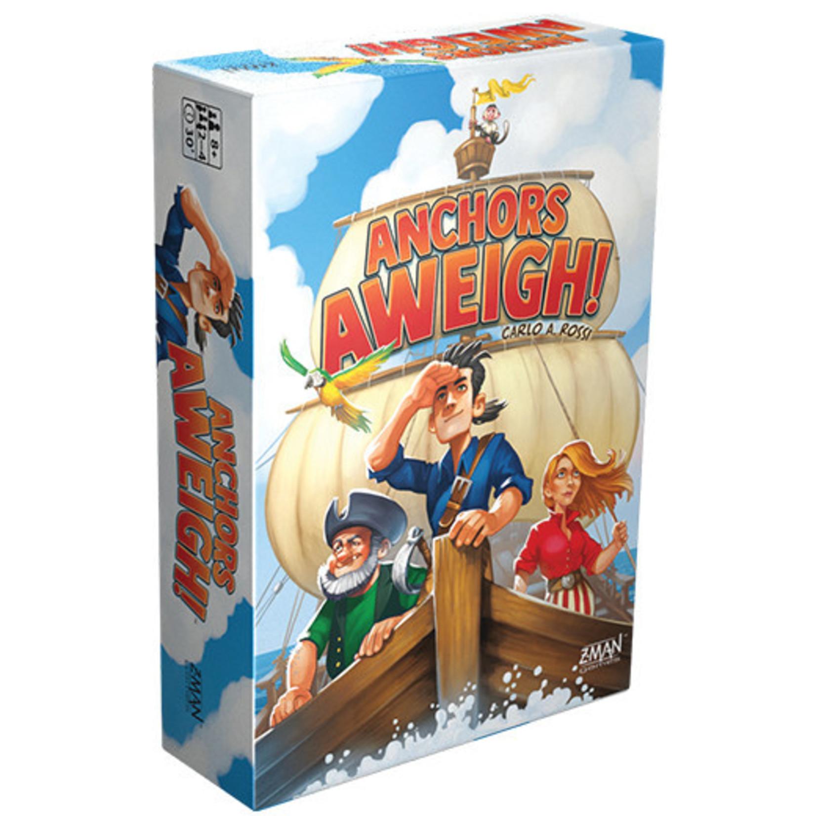 ZMan Games Anchors Aweigh