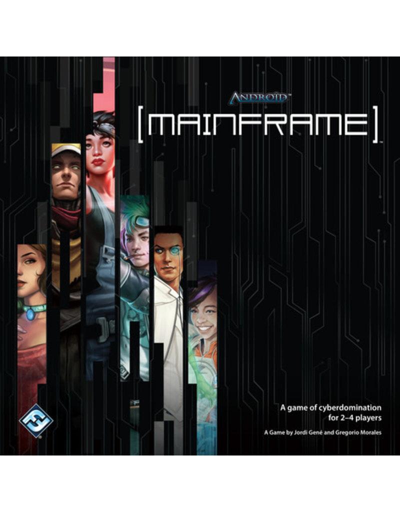 Fantasy Flight Games Android Mainframe
