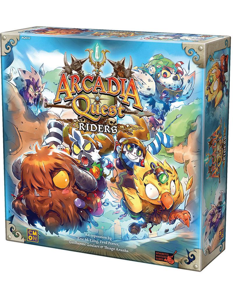 CMON Arcadia Quest: Riders