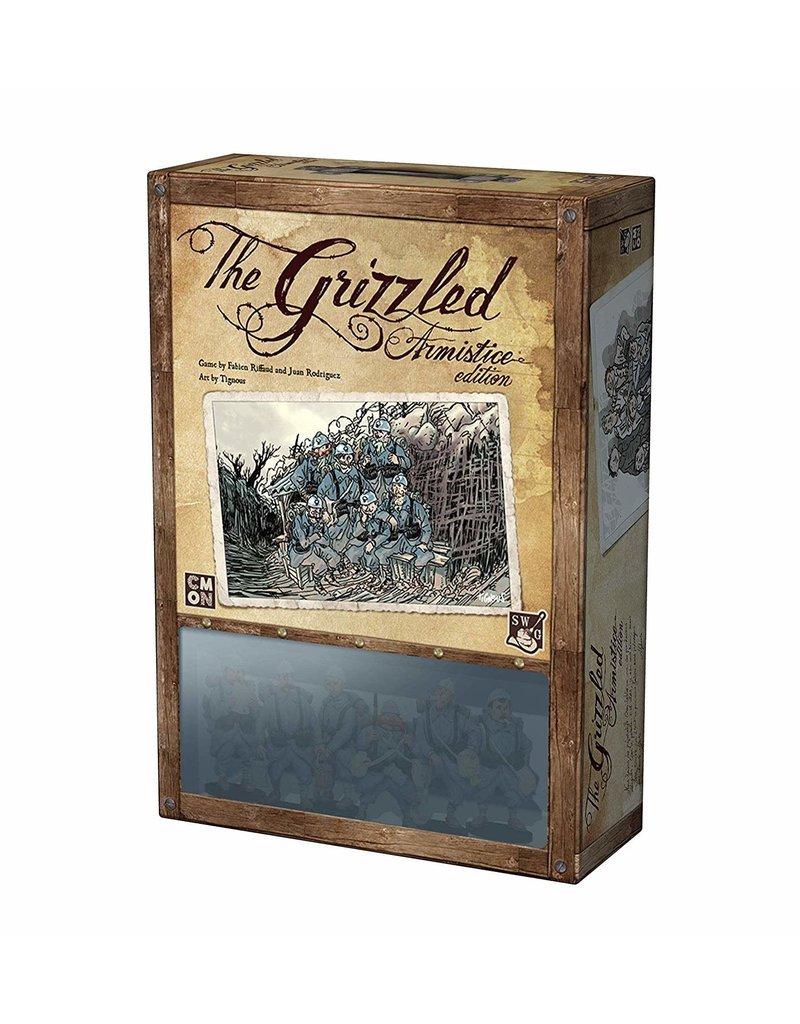 CMON Armistice Edition The Grizzled