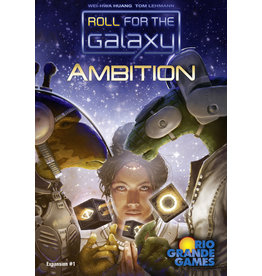 Rio Grande Games Ambition Roll for the Galaxy