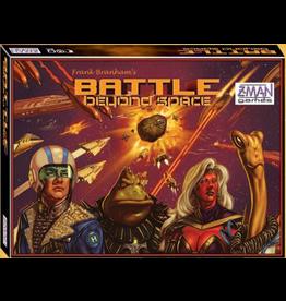 ANA ZMan Games Battle Beyond Space
