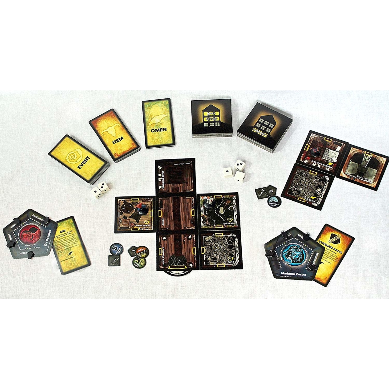 WOTC AH Betrayal at House on the Hill