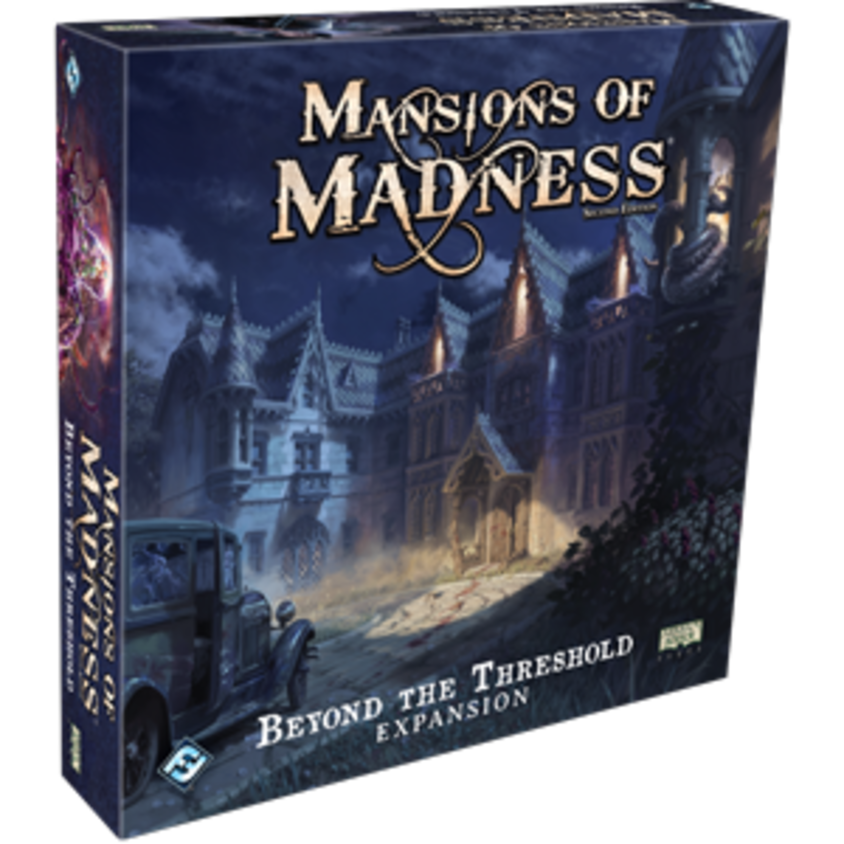 Fantasy Flight Games Mansions of Madness Beyond the Threshold
