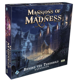 Fantasy Flight Games Beyond the Threshold Mansions of Madness 2E