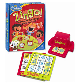 Thinkfun Bilingual Zingo! French and English