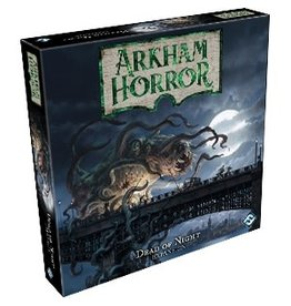 Fantasy Flight Games Dead of Night Arkham Horror 3E Expansion
