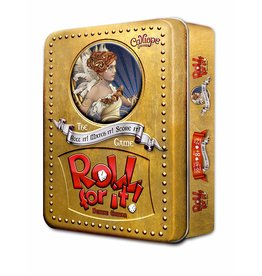 Calliope Games Roll for It! Deluxe
