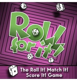 Calliope Games Roll For It! Purple