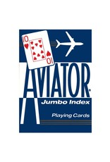 The United States Playing Card Company Aviator Jumbo Index