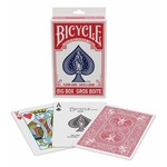 The United States Playing Card Company Bicycle Big Box Red