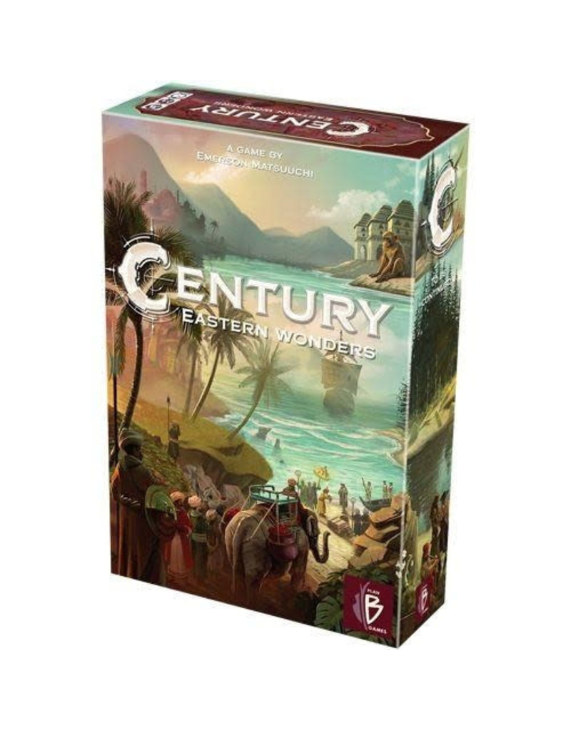 PLan B Games Century: Eastern Wonders
