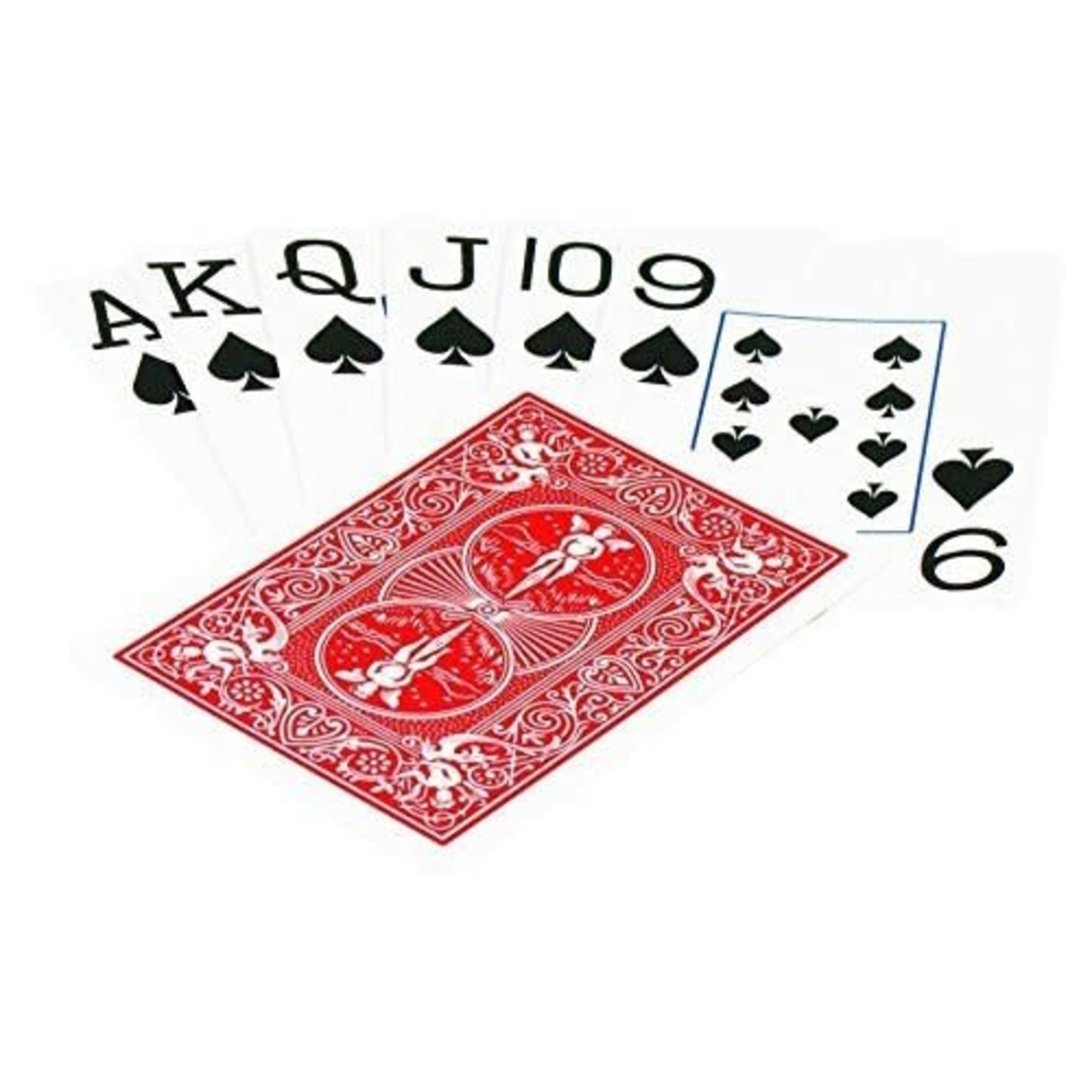 The United States Playing Card Company Bicycle Pinochle Jumbo Index