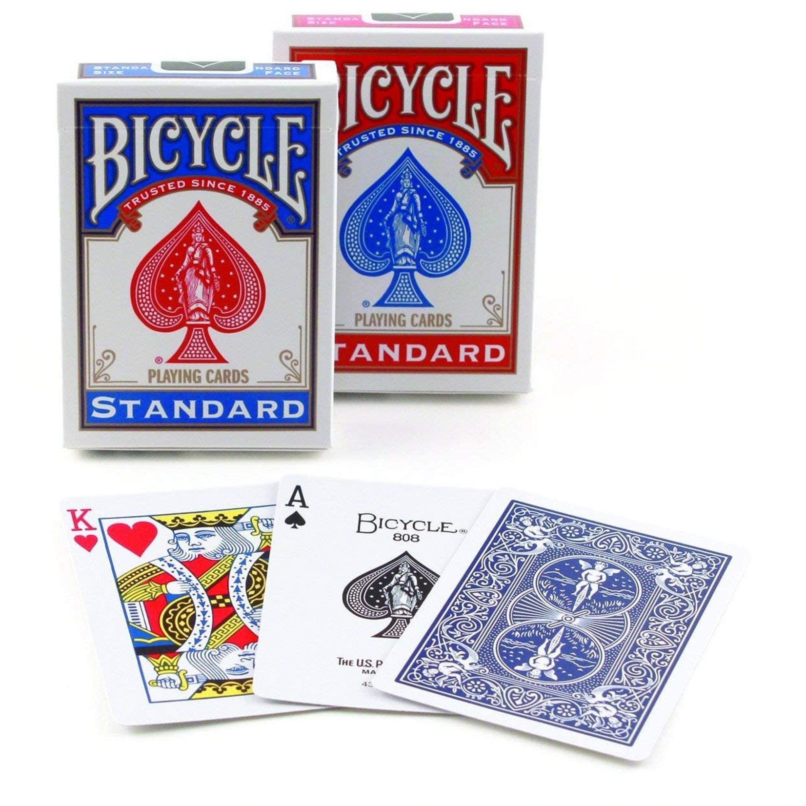 The United States Playing Card Company Bicycle Poker