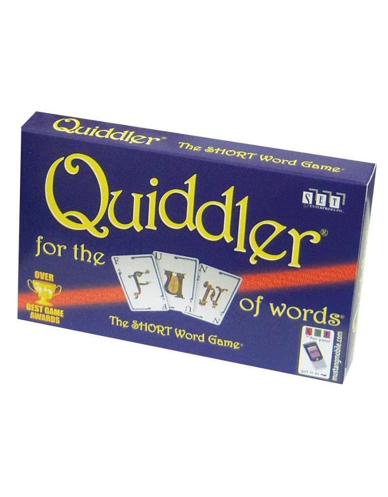 PlayMonster Quiddler Card Game