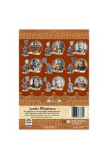Academy Games 878 Vikings: Leader Miniatures