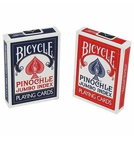 The United States Playing Card Company Bicycle Jumbo Playing Cards