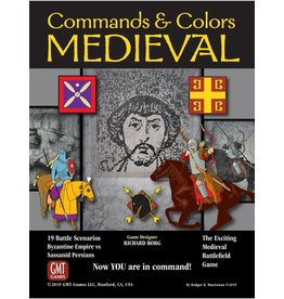 GMT Commands & Colors: Medieval