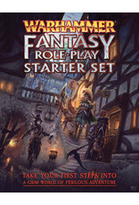 Cubical 7 4th Edition Starter Set Warhammer Fantasy RPG