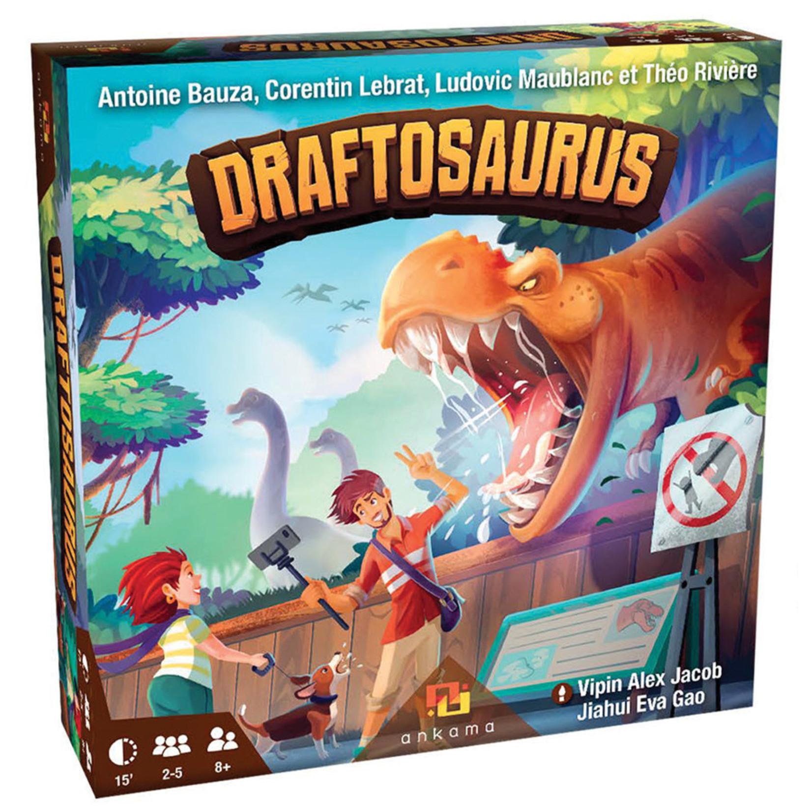 Luma Imports Draftosaurus
