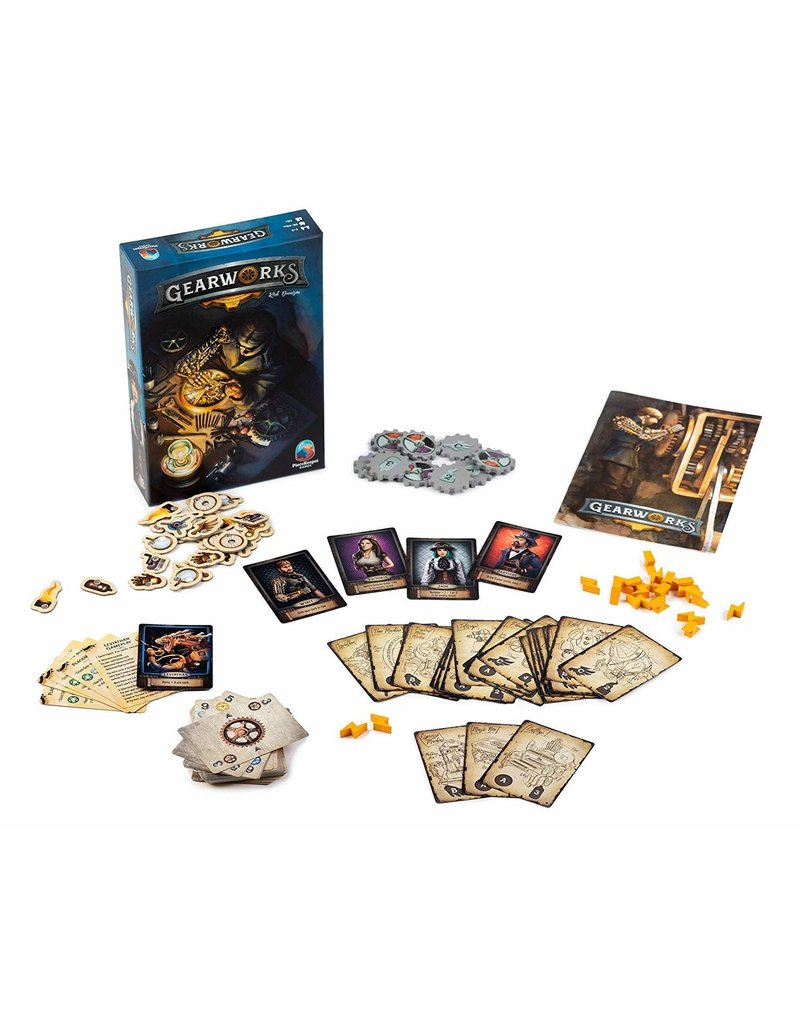 Piece Keeper Games Gearworks Deluxe Edition KS