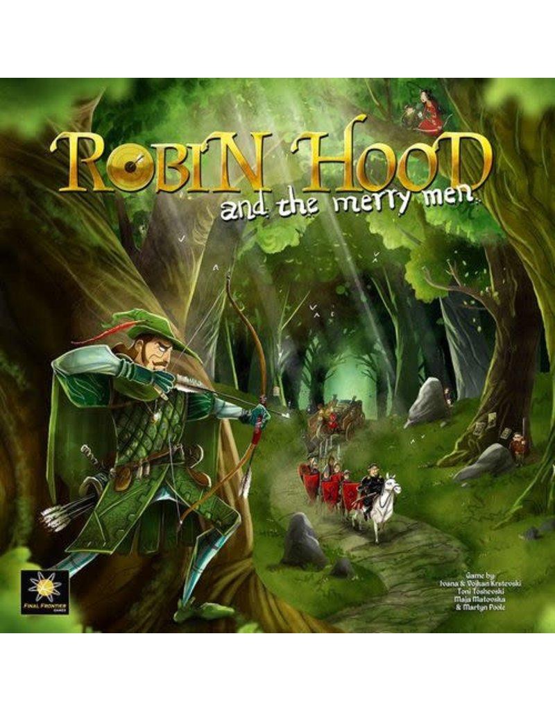 Final Frontier Games Robin Hood Merry Men Deluxe Edition KS