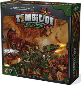 CMON Zombicide: Invader Dark Side KS