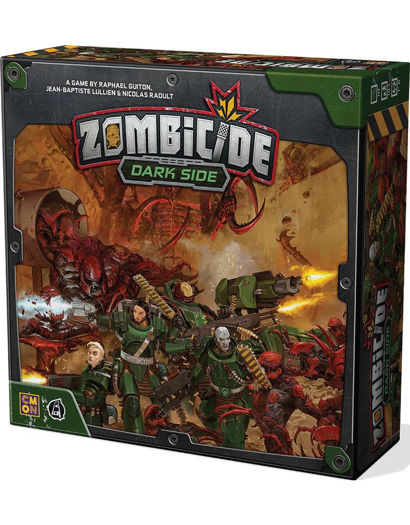 ANA CMON Zombicide: Invader Dark Side KS