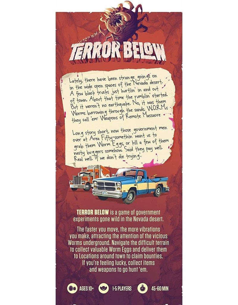 Renegade Game Studios Terror Below KS