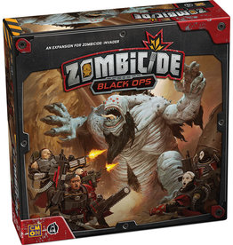 CMON Black Ops Expansion Zombicide: Invader KS