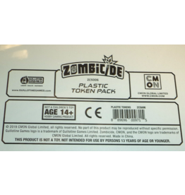 ANA CMON Plastic Token Pack Zombicide: Invader