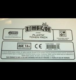 CMON Plastic Token Pack Zombicide: Invader