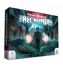 Nauvoo Games The Reckoners EPIC KS