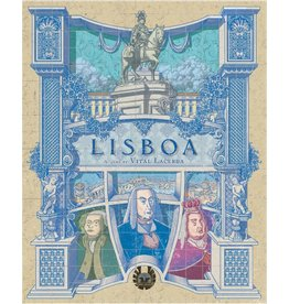 Eagle Gryphon Games Lisboa Deluxe Edition