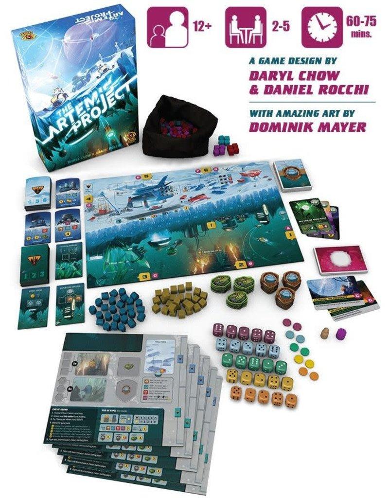 Grand Gamers Guild The Artemis Project KS Galileo