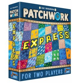 Mayfair Games Patchwork Express