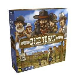 Asmodee Studios Dice Town Revised Edition